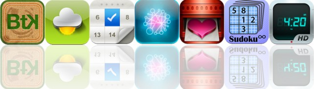 iOS Apps Gone Free: BarTab Keepr, The Plateau, Night Stand HD, And More