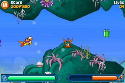 James Pond In The Deathly Shallows Hits The App Store