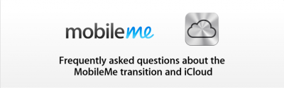 Apple Publishes MobileMe To iCloud Transition Q&A - Will Save Your Webmail