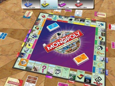 Best Of E3: Here & Now: World Monopoly For iPad