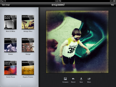 Snapseed For iPad Could Be The Only Photo-Editing App You'll Ever Need