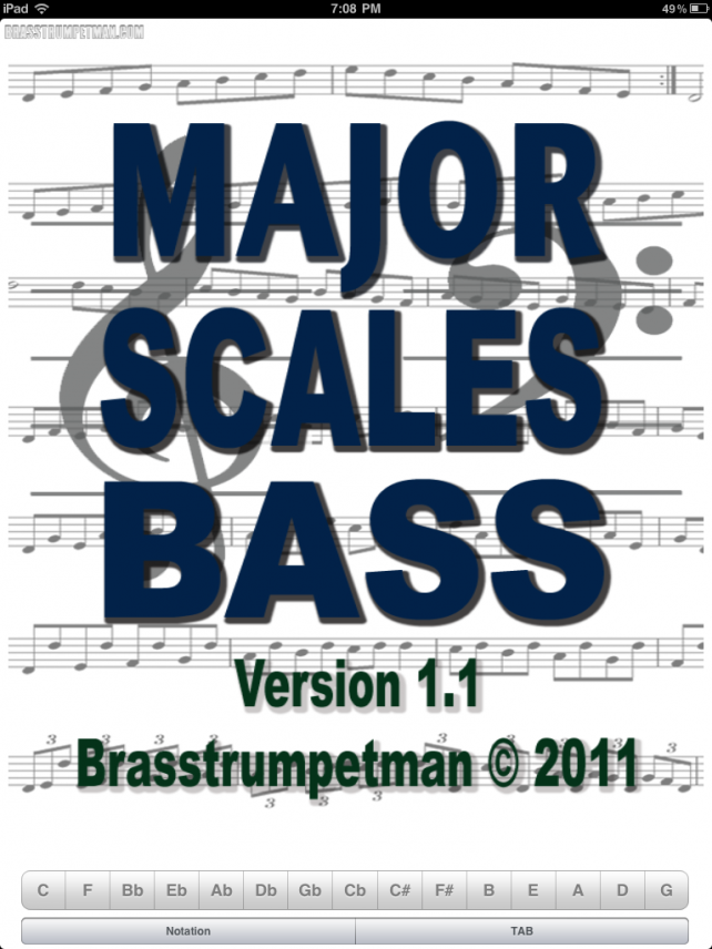 Practice Your Scales In Style With Major Scales Bass, Plus Win A Copy