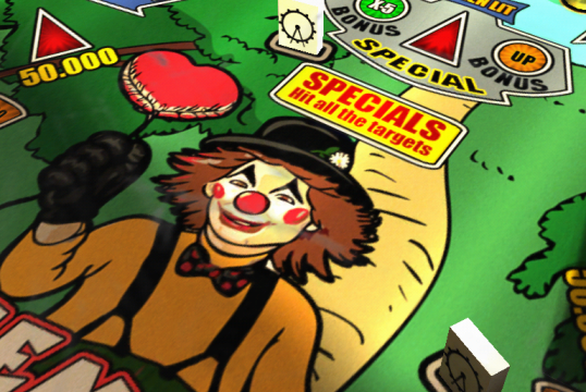 Theme Park Pinball - So Realistic, Even The Pinball Wizard Would Be Impressed