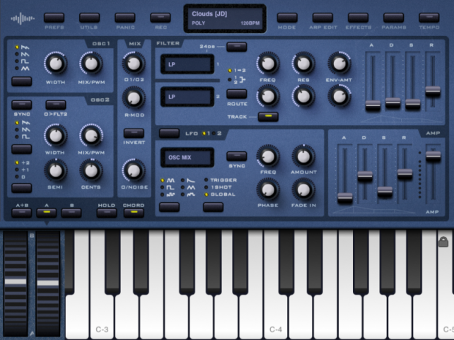 Horizon Synth The Best iPad Synthesizer Yet, On Sale For Half Off