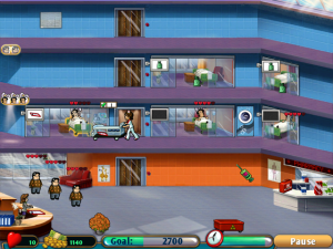 Hospital Haste HD by Big Fish Games, Inc screenshot
