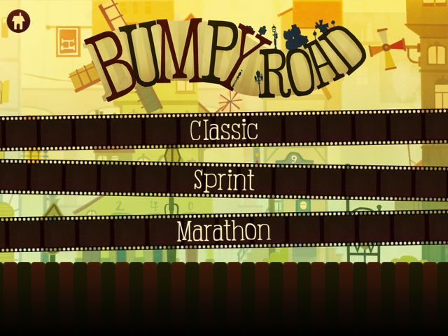 Take Another Joy Ride On The Updated Bumpy Road