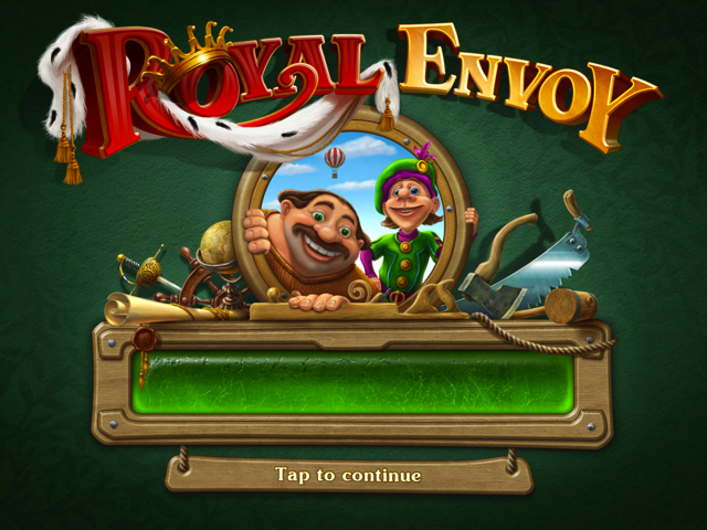Take On Challenging Strategy And Time Management Skills In Royal Envoy