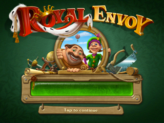 Use Your Strategy And Time Management Skills In Royal Envoy