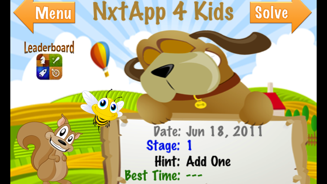 Keep Your Kids Math Skills Sharp Over The Summer With NxtApp 4 Kids
