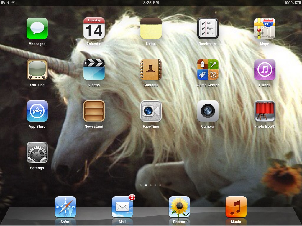 The iPad 3 Gets A Wave Of Goofy Rumors