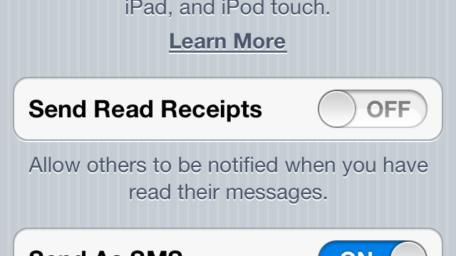 Apple Snubs Carriers, Launches iMessages Without Informing Anyone