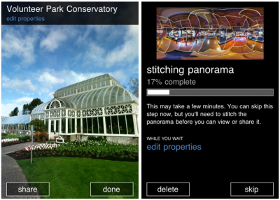 Microsoft's Photosynth App Updated, Includes Chance To Win XBox With Kinect