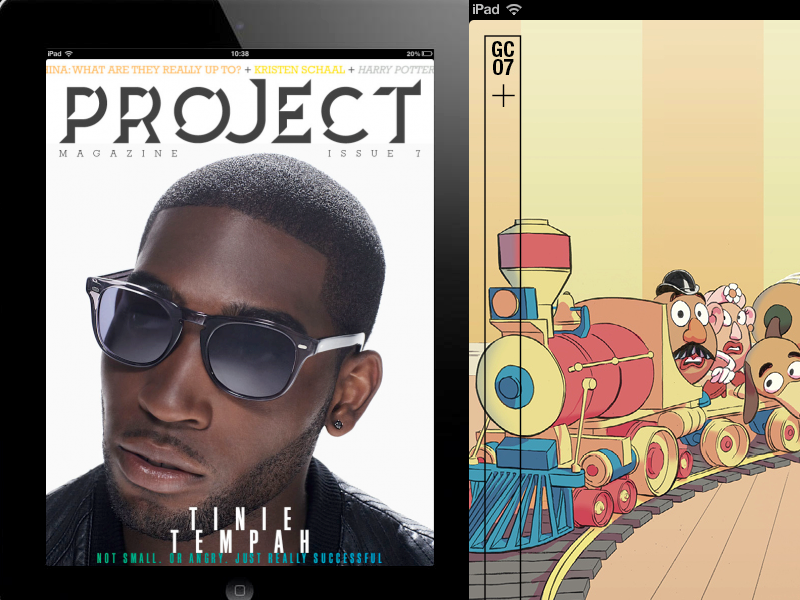 Dumbed Down Project Magazine App Might Just Work