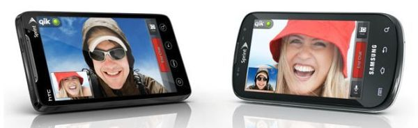 Calling from iOS To Android? Live Streaming? Photo Booth Like Effects? Qik Video Has You Covered