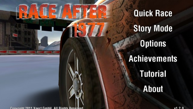 Race After 1977 Goes Universal, Enhances Graphics, Adds Content, Plus Further Improvements