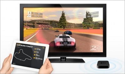 Firemint Announces Real Racing 2 HD Will Utilize The Upcoming iOS 5 Expanded AirPlay Capabilities