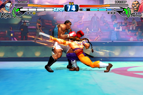 Street Fighter IV Volt Hits The App Store