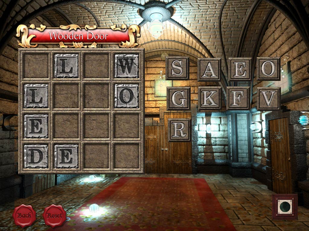Solve Word Puzzles And Lift A Curse From The Moon With Spellsquares: Cursed Moon