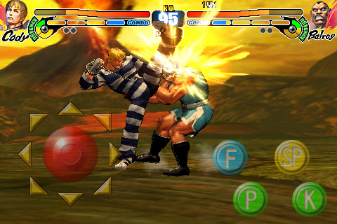 Street Fighter IV Volt Coming Soon To iPhone