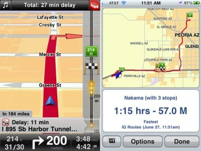 TomTom HD Traffic Now Available For TomTom For iPhone - Plus A Chance To Win A Copy!