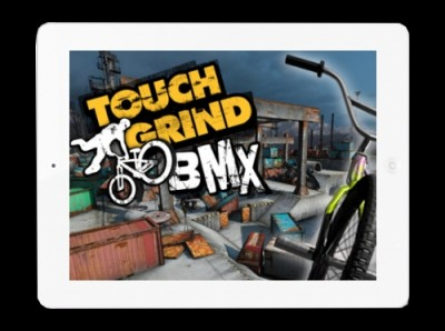 """""""Touchgrind BMX"""" Has Fly Tricks, Might Be Too Tricky To Fly On iPad"""