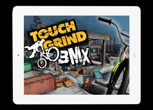 """Touchgrind BMX"" Has Fly Tricks, Might Be Too Tricky To Fly On iPad"