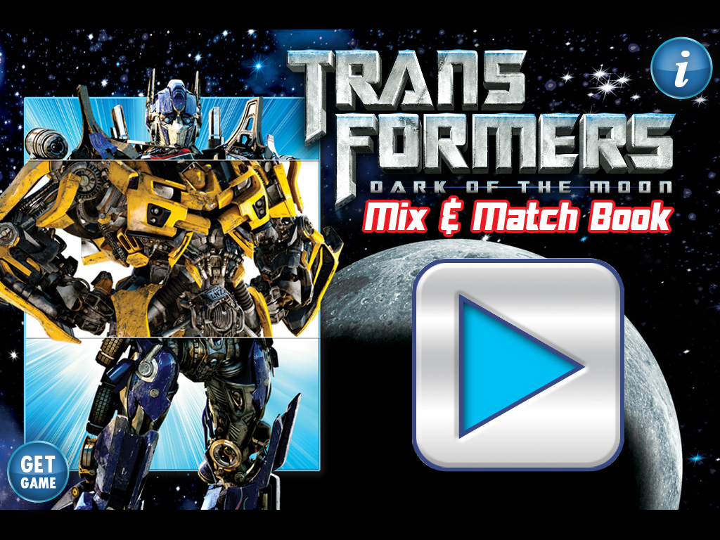Do Some Recon And More Using The Transformers Dark of the Moon Mix And Match Book