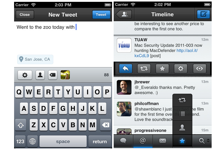 Tweetbot - The Twitter For iPhone Killer Gets Massive Update