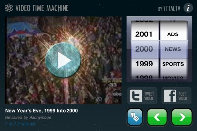 Re-Experience The Laughs, Cries, And Jaw-Dropping Moments Of The Past With Video Time Machine