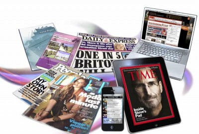 The iPad: Good For Magazines, Probably Not Enough For Newspapers