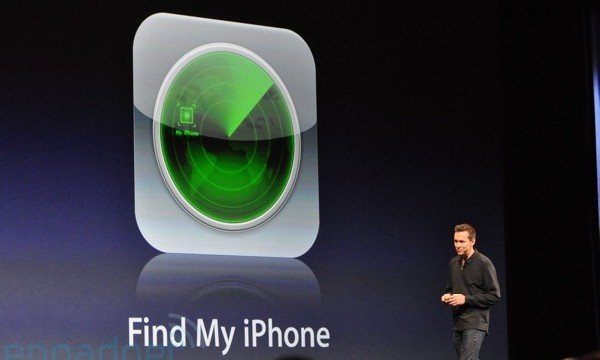 """Apple Updates """"Find My iPhone"""" App In Relocation To iCloud"""