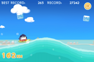 South Surfers by MoonGames screenshot