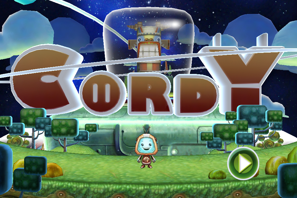 Learn To Navigate A Mechanized World And Collect Power To Restore The Planet In Cordy