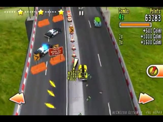 Pixelbite Games Reveals Reckless Getaway