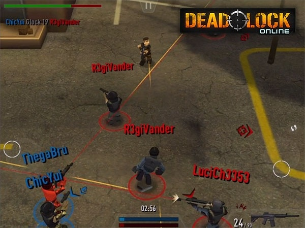 A Multiplayer Dual-Stick Shooter Is Hitting The App Store Tonight