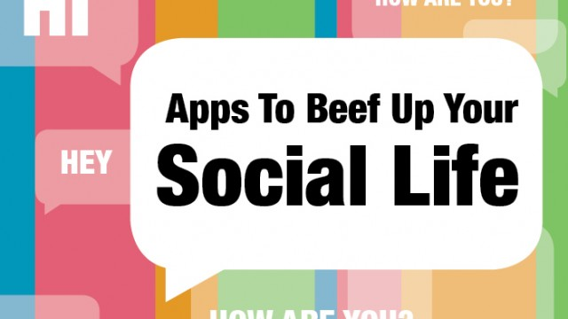 New AppList: Apps To Beef Up Your Social Life