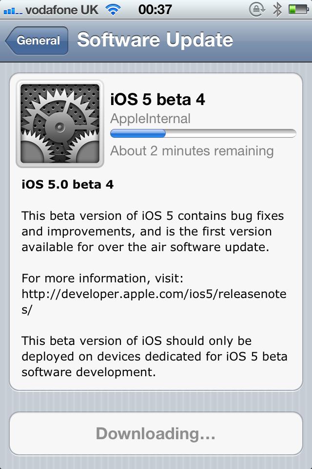 Bad News, Jailbreak Fans: OTA Software Updates Don't Work On Jailbroken iOS Devices