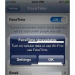 Verizon Reportedly Wants FaceTime Over 3G To Be Limited To Tiered Data Plans