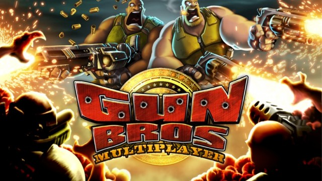 Gun Bros Updated, Adds Game Center Multiplayer