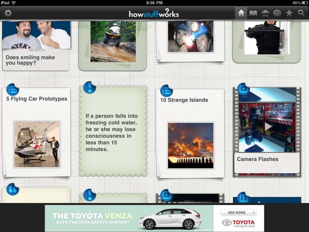 Get Smarter With HowStuffWorks For iPad