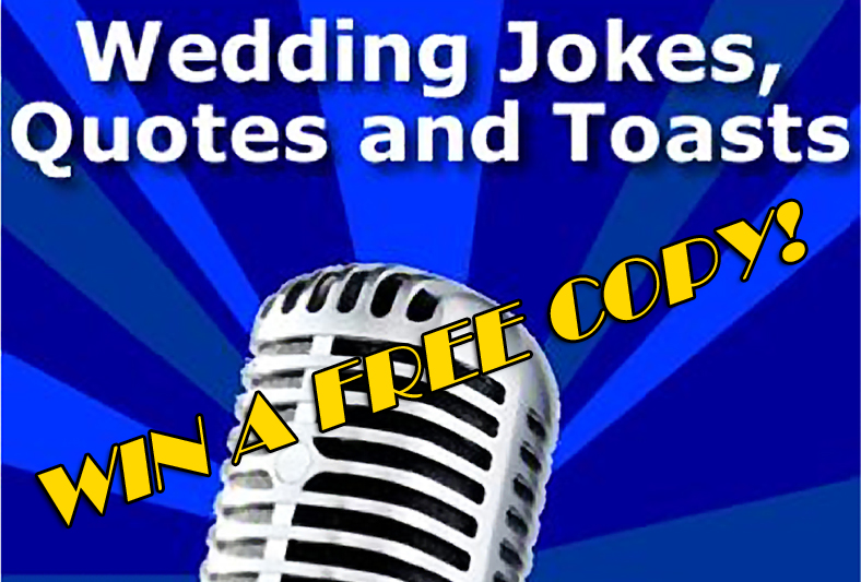 Wedding Jokes, Quotes And Toasts For Speeches, And We Have Free Codes!