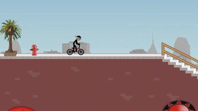 Stickman BMX And Stickman BMX HD Bring The Biking Pain On iOS