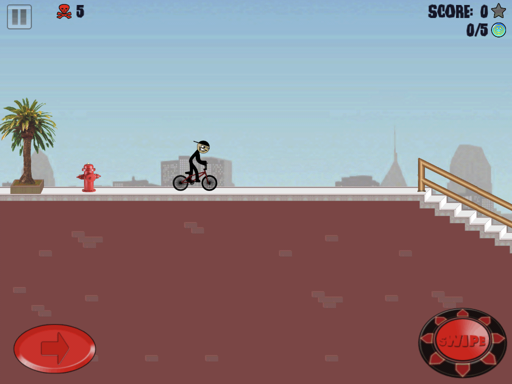 Stickman BMX And Stickman BMX HD Bring The Biking Pain On iOS