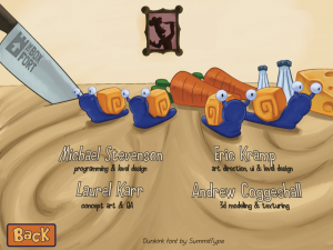 Snail Break by The Box Fort screenshot