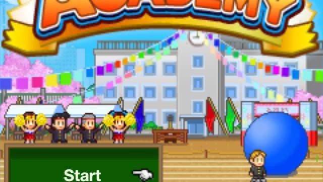 Build Your Dream School In Kairosoft's Pocket Academy