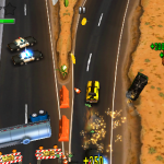 Protect The Cash And Escape The Police In Reckless Getaway