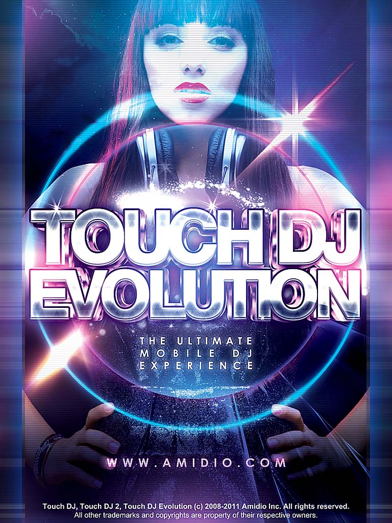 Touch DJ Evolution Provides A Unique Way To Deejay On The iPhone & iPad