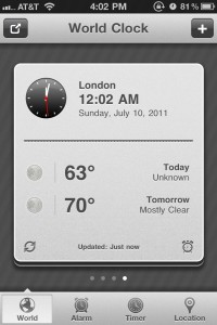 Pro:Alarm Is Like A Beautiful Swiss Army Knife For Clocks On Your iPhone