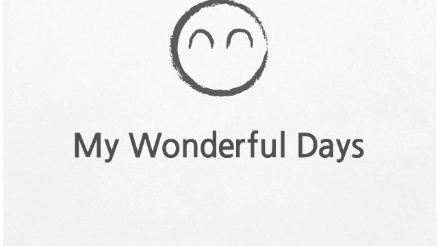 My Wonderful Days Makes Keeping A Journal Easier Than Ever