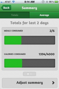 Be Reminded Of Your Meals And Diet With FoodRemindr